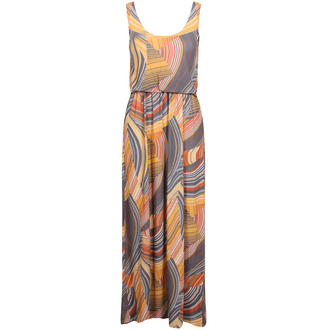 View Item Geometric Maxi Dress